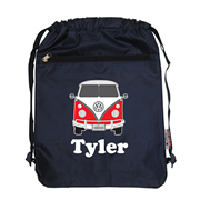 Personalised Kids Swim Bag -  VW