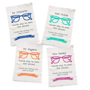 Personalised Tea Towel - You're Too Cool For School Teachers