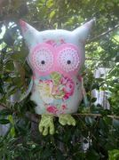 Softie Toy - Owl - 32 cms