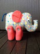 Softie Toy - Elephant - 30 cms