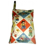 Yippee Cowboy - Nappy Wristlet