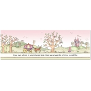 Personalised Story Canvas - Enchanted Princess