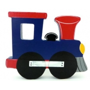 Wooden Block Freestanding train