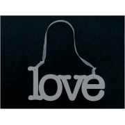 Wedding Sign / Hanger LOVE