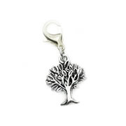Tree of Life - no border Dangle for Floating Memory Locket