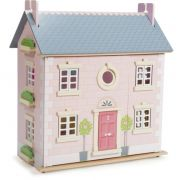 Dolls House Wooden Bay Tree House for toddlers / kids by Le Toy Van