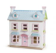 Dolls House Wooden Mayberry Manor for toddlers / kids by Le Toy Van